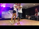 Kizomba Sensual 2014 - Morenasso Anais workshop