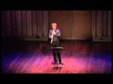 Lars Niederstrasser saxophone Carl Philipp Emanuel Bach Sonata a minor live