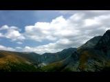 Горный Алтай 2015 Timelapse. Гора Белуха, река Аккем, перевал Каратюрек.