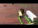 Tamiya 1 14 Semi trucks Parking Globetrotter MAN TGX 6x4 Deep Freeze Delivery trailer