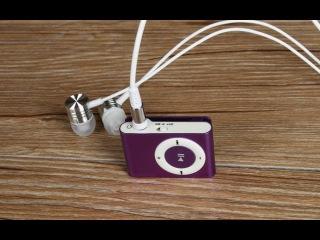 Самый дешевый в мире MP3 плеер из Китая с Aliexpress оказался очень Классным