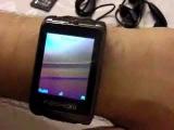 Стильные часы мобильный телефон экран 1.8 дюйма