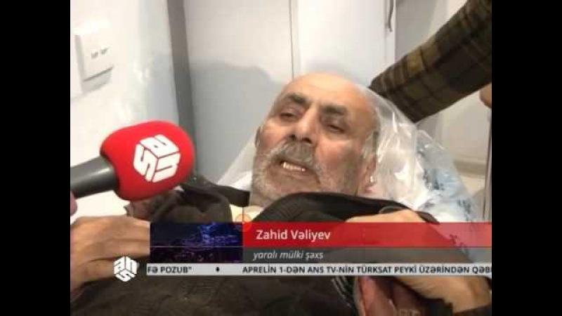 Mir Şahin Ağayev təmas xəttində baş verən ən son məlumatları çatdırdı