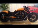 Harley Davidson Night Rod Special VRSCDX Custom Bike Airride 280er sw-x.de