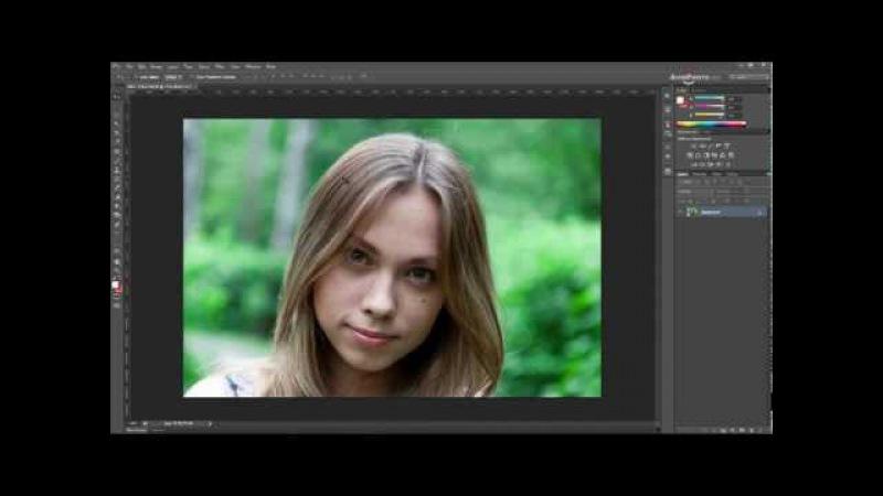Как сделать фото более четким в фотошопе
