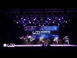 OutMadZ  Upper Division  World of Dance Argentina Qualifier  #WODARG16