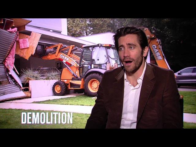 Jake Gyllenhaal talks with Harkins Behind the Screens