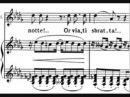 Maria Callas Una Macchia Studio Recording Score Animation