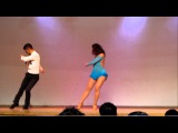 Toronto Bachata Festival 2012 - PRO Competition - 1st Place Winners!