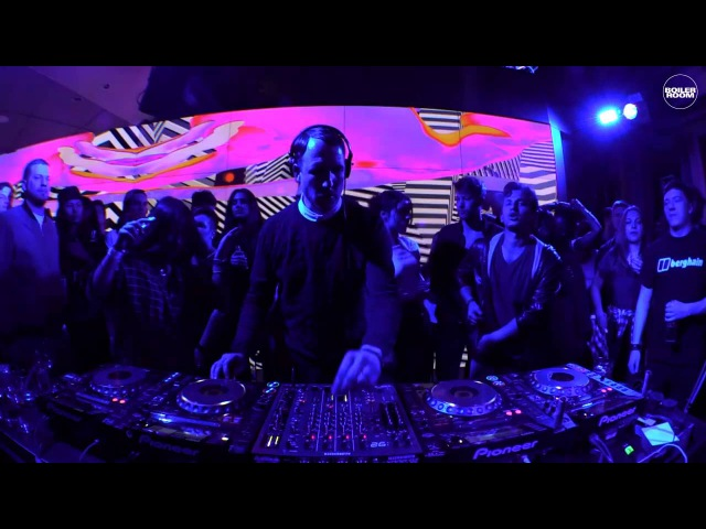 Ãme Audi Q2 X Boiler Room untaggable DJ Set