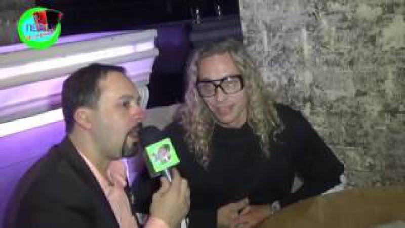 Певец из Народа - Юрий Деденёв и Тарзан ( Еxclusive интервью )