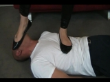 Трамплинг #femdom #trampling #fetish #foot #cbt #smother #ballbusting #footjob #coons #Handjob #fingering #squirt #Golden shower