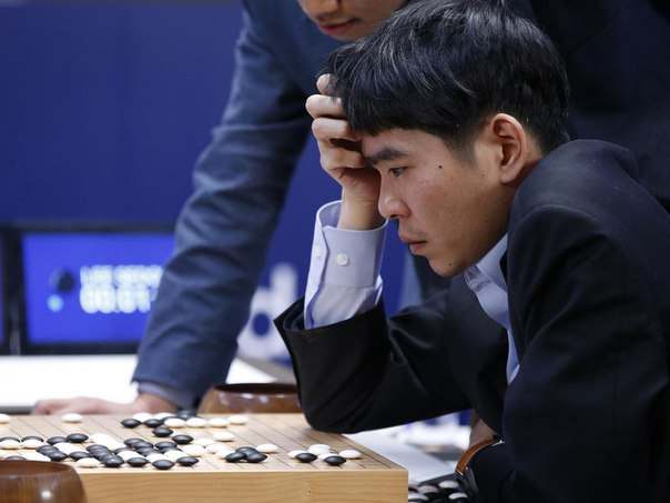 Ли Седол AlphaGo