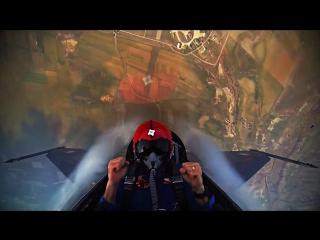 Взлет на высоту 4500 метров за 45 секунд!