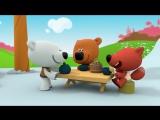 Ми-ми-мишки (все серии. HD) - 13 серия. Медовая история