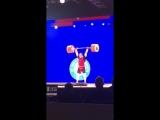 Алексей Ловчев. Толчок 264 кг. Мировой рекорд.