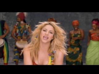 Shakira - 2010 - Waka Waka (This Time For Africa) (feat. Freshlyground) (No Football Version)