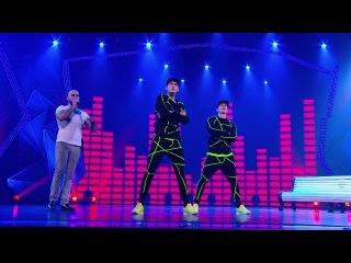 Танцы: Макс Несте<li><a class=