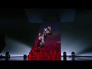 Танцы: Настя Вядро и Михаил Шабанов (Nao – Bad Blood) (сезон 2, серия 16)
