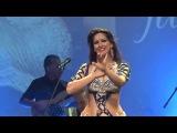 Ju Marconato  Show de Gala  Mercado Persa 2016  dan