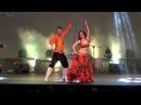 Kahina e Tarik Show Oásis Mercado Persa 2016 dança do ventre belly dance