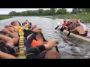 Техника гребли 20 гребков. Драгонбот Кремень 3.06.2016 Rowing technique Dragon Boats