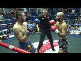 Firdavs Boynazarov (Tiger Muay Thai) vs Joey (Kaewphitak Muay Thai) 11/9/16