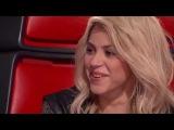 Шакира в шоке от своеи