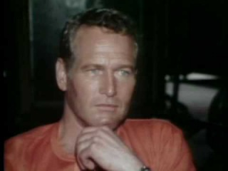 Interview clips with Paul Newman
