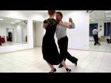 Танго Профи: уроки танго от Алексея Барболина. Альтерасьон.