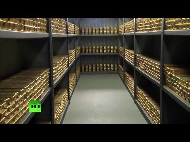 Германия не смогла забрать золотой запас из ФРС США