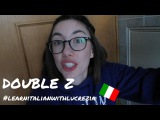 When NOT to put double Z in Italian words | Learn Italian with Lucrezia