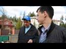 Ремонт кровли в Новоглаголево. Часть 3 Монтаж гибкой черепицы TEGOLA.