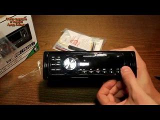 Обзор дешёвой автомагнитолы Leadership 5983 USB MP3