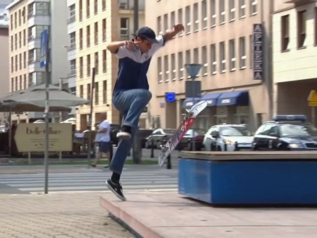"""Free Skateboard Magazine on Instagram: """"@ollielock from the 5 minutes of @converse_cons Blend offcuts @grey_skate_mag released on Friday. freeskatemag.com has the full edit. 🔴👀"""""""