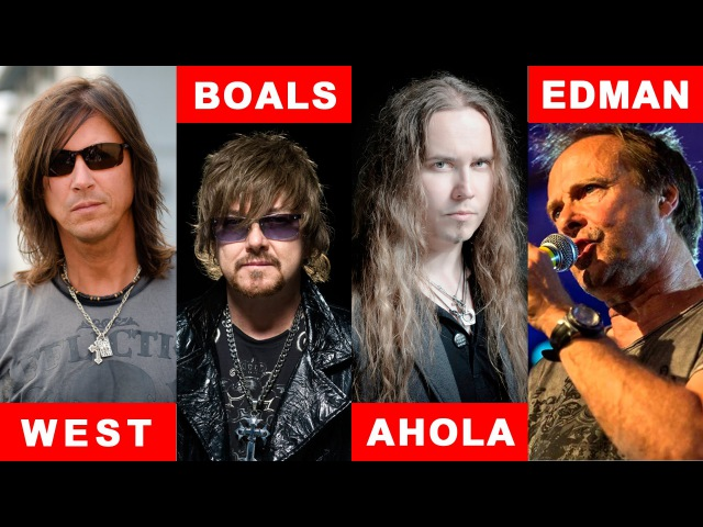 FORCES UNITED Power Subunit (Goran Edman, Jarkko Ahola, Mark Boals, John West) Power Metal