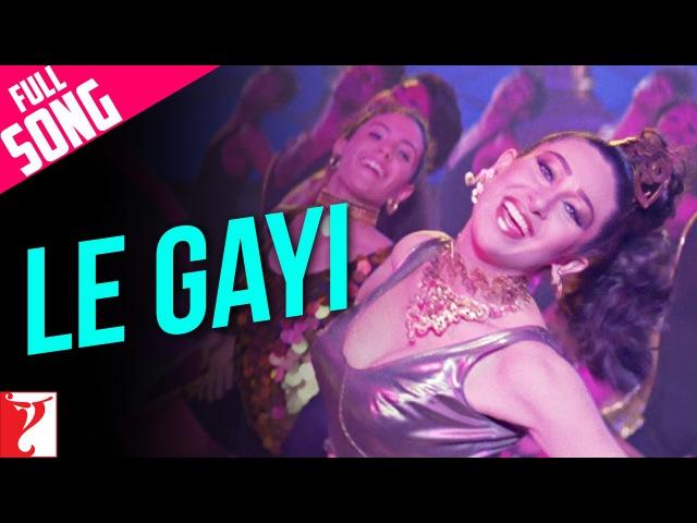 Le Gayi - Full Song | Dil To Pagal Hai | Shah Rukh Khan | Madhuri Dixit | Karisma Kapoor