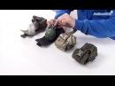 Подсумок гранатный, ASR, одинарный с фастексом ASR HG1