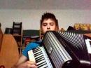 Modern Talking - Brother Louie - akordeon