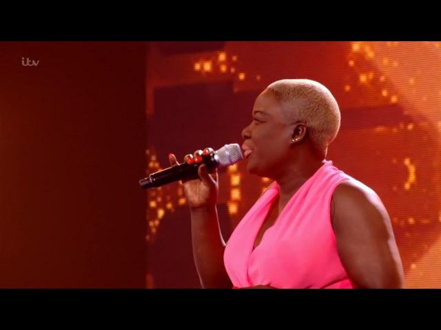 The X Factor UK 2015 S12E12 6 Chair Challenge - Overs - Jennifer Phillips Full Clip