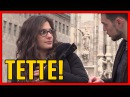 Belle Tette Mi Vuoi Sposare DETTO FATTO EP 1 Esperimento Sociale theShow