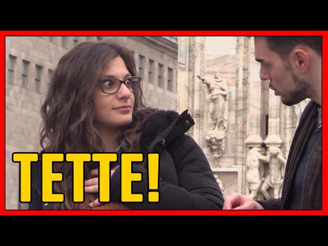 Belle Tette! Mi Vuoi Sposare? - DETTO FATTO EP.1 - [Esperimento Sociale] - theShow