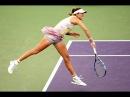 Miami Open Second Round | Garbine Muguruza vs Dominika Cibulkova | WTA Highlights