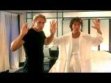 Рю (Джеки Чан) против Мака (Гэри Дэниелс)  Ryu (Jackie Chan) vs Mac (Gary Daniels)