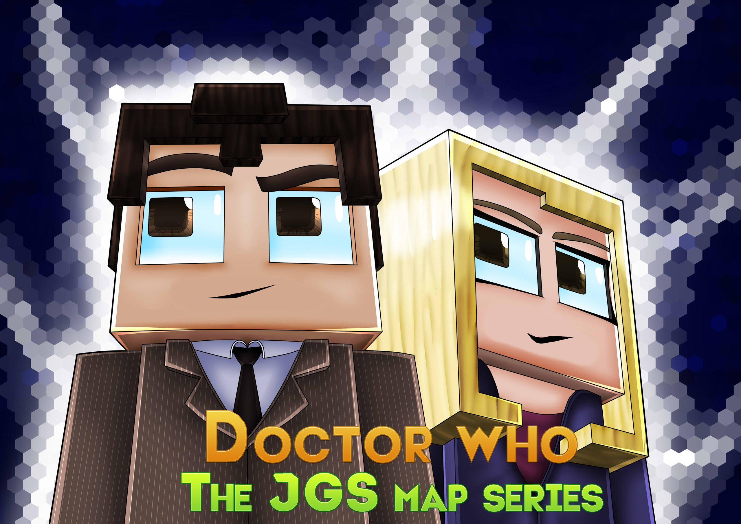 [Карта][Forge 1.8] Doctor who - the JGS Adventure map series
