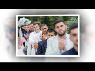 Усеин & Гульнара, свадебное слайд-шоу