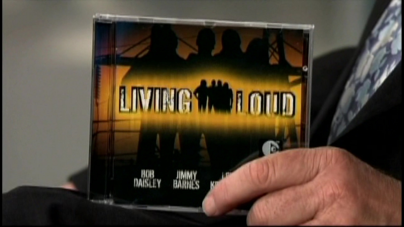 Living Loud - TV ADs: Showcase Album Release (Documentary 2004)