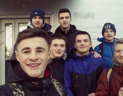 Діма Гром'як | Тернополь
