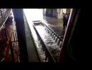 Потоп в моторвагонном депо Ростов 08 09 14