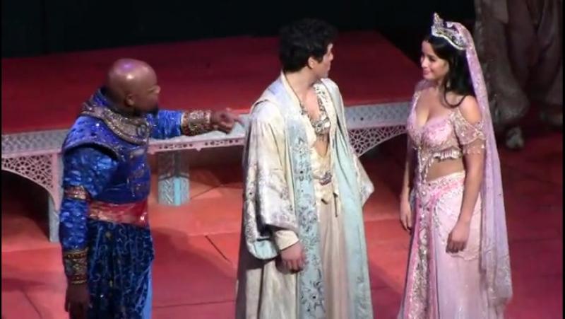 Aladdin. Broadway, 04.11.2014 8/9